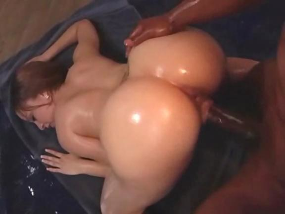 Big Ass Latina Car Wash