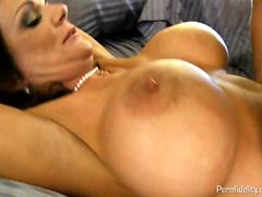Lucky Stud Has Two Busty MILFs To Please