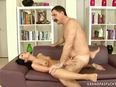 Mature dudes loves to Fuck and lick Teens
