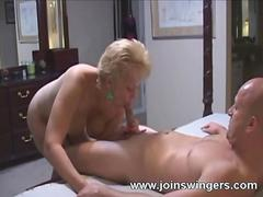 Olderpenis lover fucks a bald stud