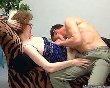 Mature whore still can please a dude feature