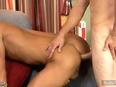 Horny married guy ride anally a gays dick