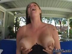 Carrie pussy got fucked