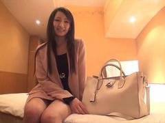 Asian honey in a hotel gets groped and filmed