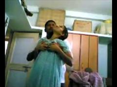 Web cam girl gets fucked by her Indian boyfriend