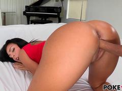 ravaging that ass and she is loving it