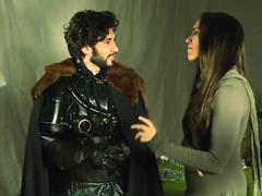 Robb Stark Fucks Wife Talisa Game of thrones parody 2
