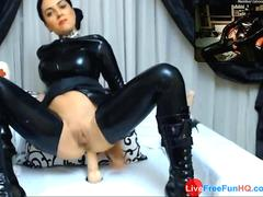 the best latex queen in the web