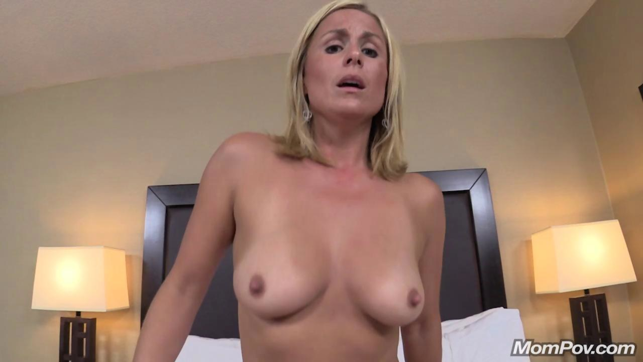 Milf Blonde Step Mom Brazzers