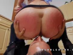 Brittany Shae asshole spread wide open