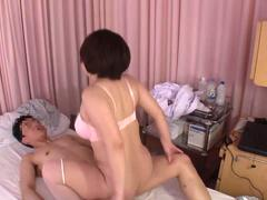 do not look embarrassed because stomach plump nurse feature clip 1