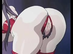 Busty Anime Mom Titfuck