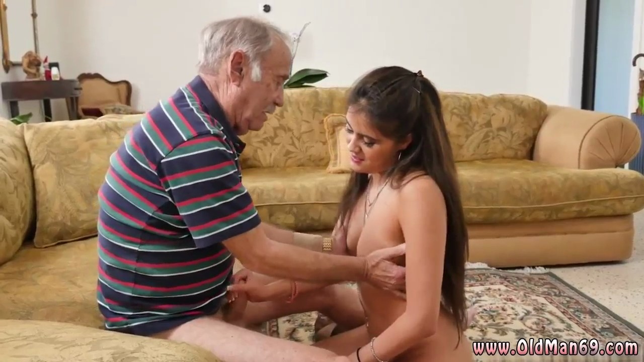 Pervert Old Man Big Tits