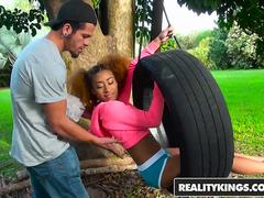 RealityKings - Round and Brown - Bambino Kendall Woods - Do It Harder