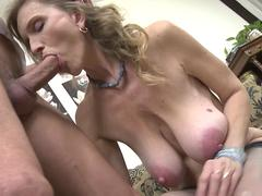 Granny is ready for some hard and passionate shag with her well hung lover