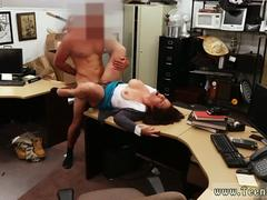Anal pain cry amateur first time MILF sells her husbands stuff for bail