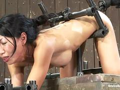 Tia Ling likes to get drilled