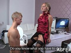 dirty fantasies of a hot female agent movie feature 2