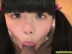 Jav Amateur Ikumi Buxom Teen Cute Does BJ And Gets Deep Hard Fuck In Her Hairy Pussy Exclusive Scene