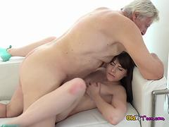 Teen Luna Rival Gets Fucked And Creampied