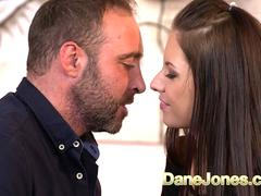 Dane Jones Brunettes hard creampie fucking