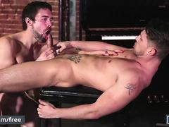 Griffin Barrows and Roman Todd - Prohibition Part 3 - Str8 to Gay - Men.com