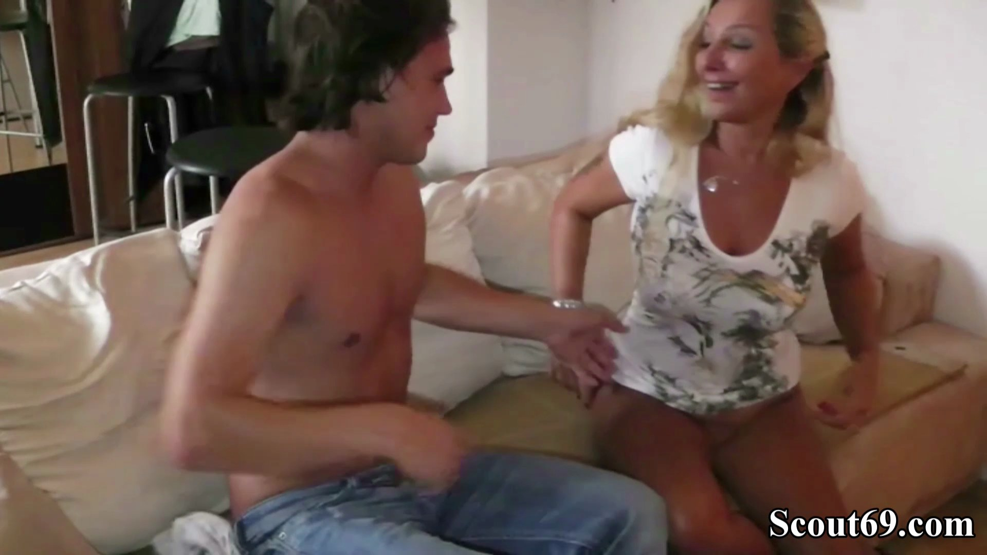 Amateur German Sharing Wife
