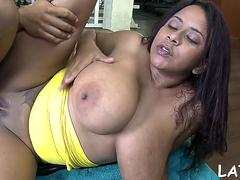 Amateur pussy is licked and fucked