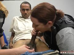 Czech streets blonde milf and queen rogue Prostitution Sting takes freak off the streets