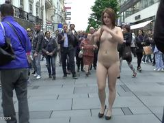 Lala nude on streets