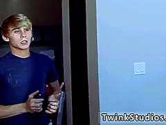 Young mexican gay sex first time Its a classic porno scene a redhot pizza delivery