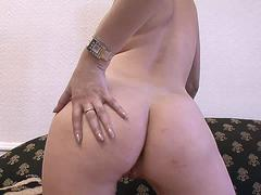 Hot sex session with Alona hard fucked