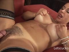 Films His WIfe With Another Man