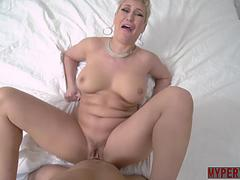 Ryan Keely Her Gorgeous Tits Fucking Her Stepson