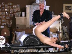Professional torturer explains the use of the bench