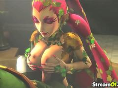 3D game heroes sex hammering