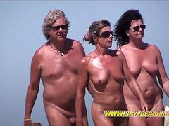 Big Boobs Nudist Amateurs Voyeur Beach Compilation Video - Big Tits Nude Amateur Beach Outdoor