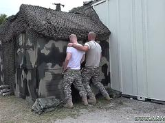 Gay male soldier videos first time Glory Hole Day of Reckoning