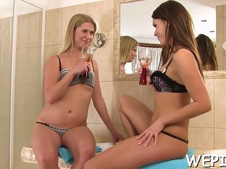 gals are ing in a sex game clip