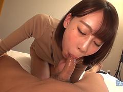 Jav Amateur Tsukino Fucks Uncensored Rides Cowgirl Pounds The Guys Cock Shaved Pussy Big Lips