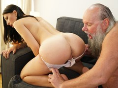 Mature Dick Makes The Intern Moan